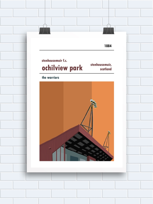 Stenhousemuir manual poster