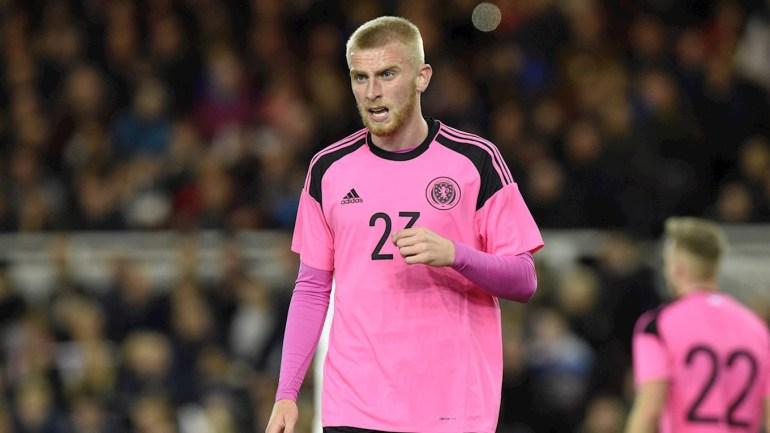 McBurnie Scotland Pic