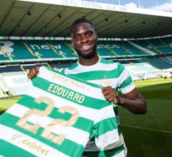 Odsonne Edouard Photo