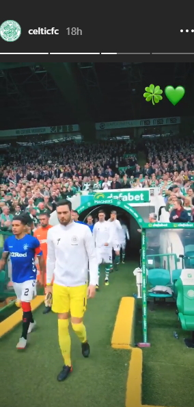 Celtic IG Video