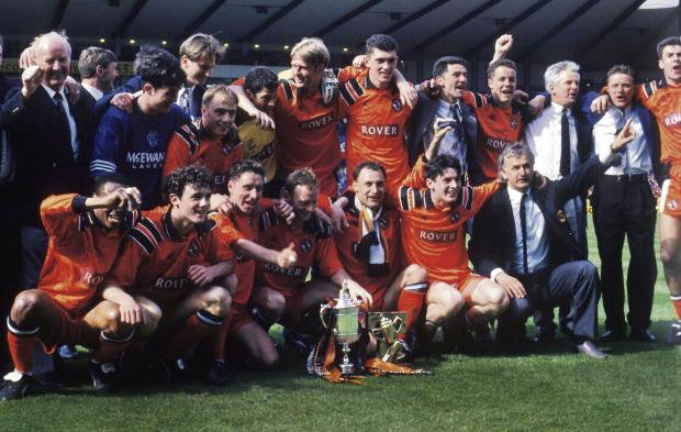 Dundee united Final