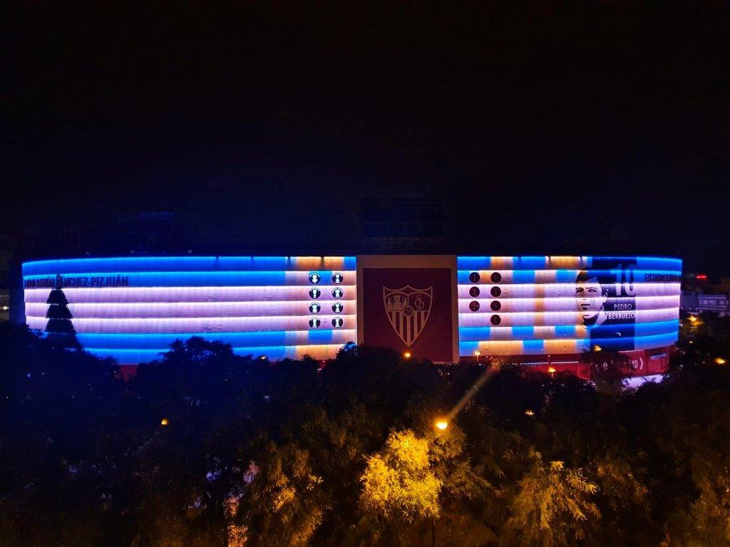Sevilla stadium D10